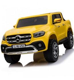 Autić na akumulator dvosed 4x4 model 310 žuti