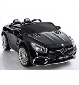 Autić na akumulator Mercedes SL 65 crni