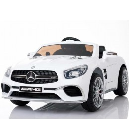 Autić na akumulator model 259 Mercedes Benz SL 65 beli