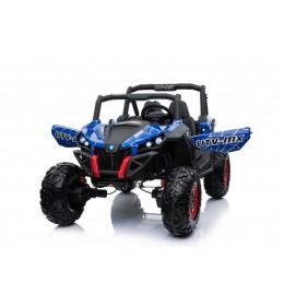 Autić na akumulator Terenac 4x4 plavi