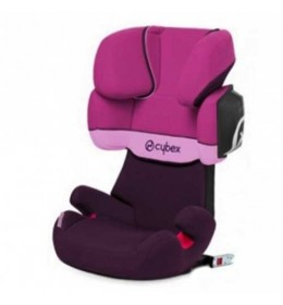 Auto sedište Cybex 15-36 kg 2/3 Solution x2 fix Purple rain