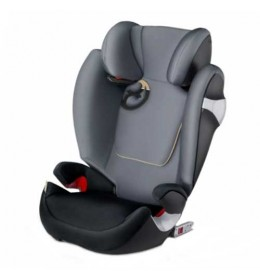 Auto sedište Cybex 15-36 kg 2/3 Solution M fix Graphite black sivo