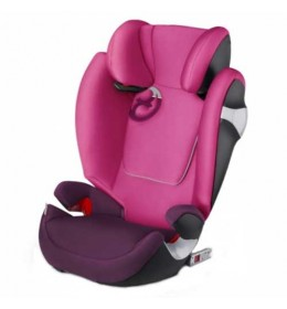 Auto sedište Cybex 15-36 kg 2/3 Solution M fix Mystic purple pink