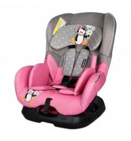Auto Sedište Concord Grey&Pink Pinguin 0-18kg