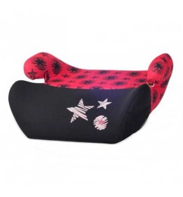 Auto sedište Easy Black & Red Stars 15-36 kg
