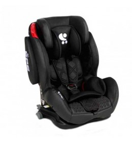 Auto Sedište Titan SPS Isofix Black Leather