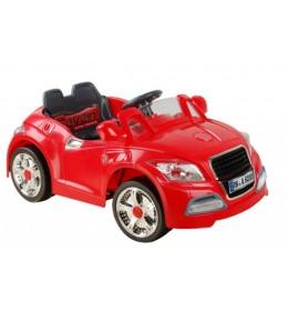 Automobil na akumulator model 206 crveni