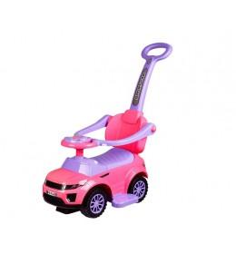 Auto guralica za decu, model 453 Roze