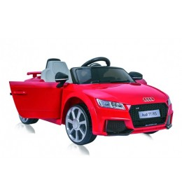 Auto na akumulator Audi TT Crveni Licencirani