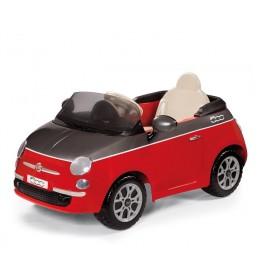 Auto na akumulator Fiat 500 6v Grigio