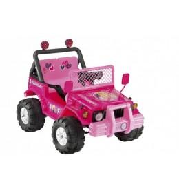 Auto na akumulator JEEP A-15 Roze