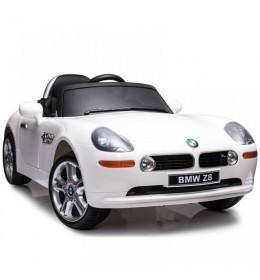 Auto na akumulator licencirani BMW Z8 beli