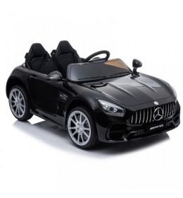 Auto na akumulator Mercedes AMG GT crni licencirani