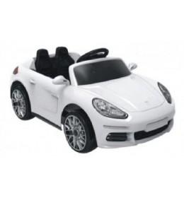 Auto na akumulator Porsche beli