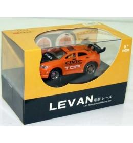 Auto na daljinsko upravljanje Mini Levan crveni