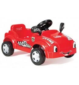 Auto na pedale Dolu Smart crveni