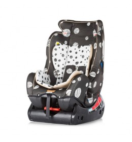 Auto sedište 0-25 kg Chipolino Trax dots creme