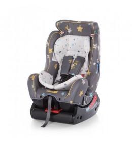 Auto sedište 0-25 kg Chipolino Trax stars graphite