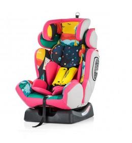Auto sedište Chipolino 4 Max Pink