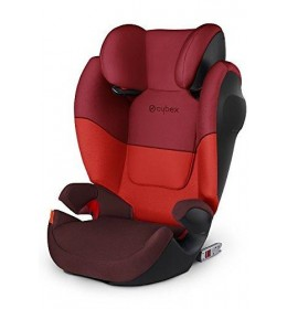 Auto sedište Cybex Solution M-fix SL Rumba Red