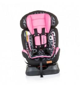 Auto Sedište Maxtro 0-25 kg rosa