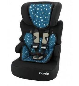 Auto sedište Nania Beline Eco Stars Blue 1/2/3 (9-36kg)