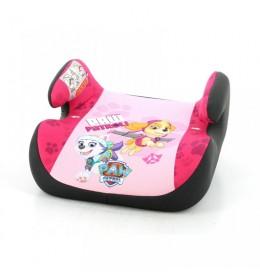 Auto sedište Nania Topo Comfort Disney 2/3 (15-36kg) paw patrol pink