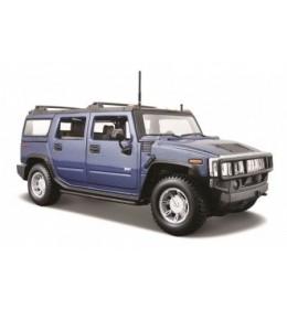 Automobil metalni 1:24 2003 Hummer H2 SUV