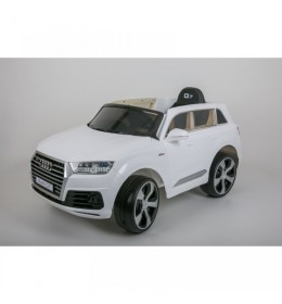 Automobil na akumulator Audi Q7 Beli