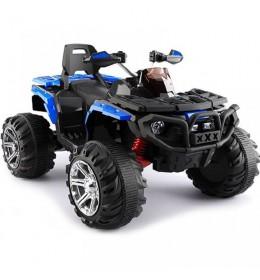 Automobil na akumulator Bagi model 110 plavi