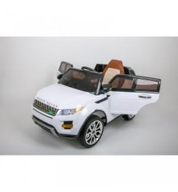 Automobil na akumulator Land Rover Beli