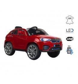 Automobil na akumulator model 221 crveni