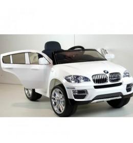Automobil na akumulator model 229 BMW X6 beli