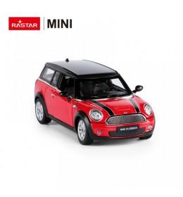 Automobil Rastar MINI CLUBMAN 1:43