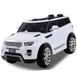 Automobli na akumulator Land Rover beli