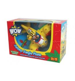 Avion WOW Johnny Jungle