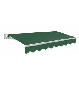 Tenda 3x2 m tamno zelena