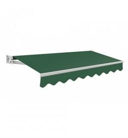 Tenda 4x2,5m Zelena