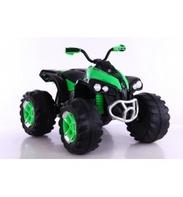 Bagi Kvad motor na akumulator Zeleni