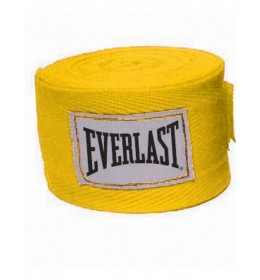 Bandažeri Everlast žuti level II