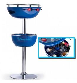 Barski sto sa stonim fudbalom Funny table plavi