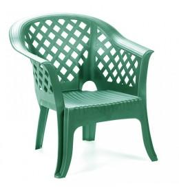Baštenska fotelja Lario zelena