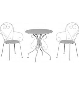 Baštenska garnitura Moka 2 stolice i 1 sto
