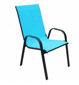 Baštenska stolica Ancona plava
