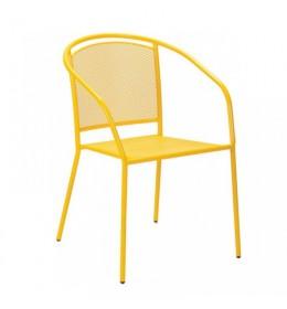 Baštenska stolica Arko žuta