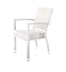 Baštenska stolica Barbados siva