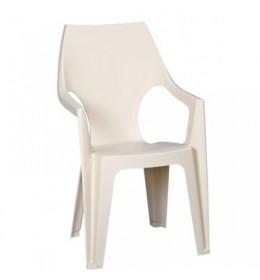 Baštenska stolica Dante krem