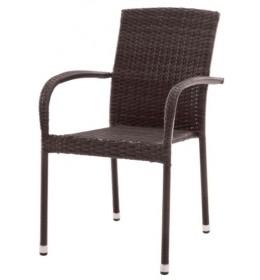 Baštenska stolica Hajdberg braon