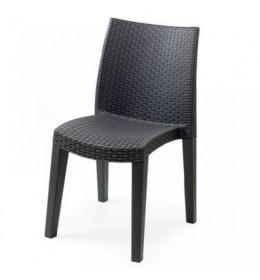 Baštenska stolica Lady Antracite