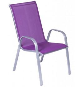 Baštenska stolica MLN purple